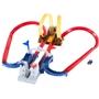 Hot Wheels - Racetrack Bowser'S Castle Chaos Junior 90 Cm 2-Piece
