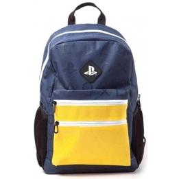 Sony - Ryggsäck - Playstation 21 Liter Blå/Gul