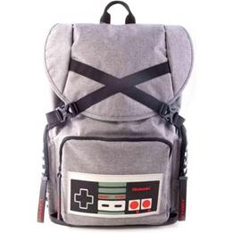 Nintendo - Ryggsäck - Nes Controller 17 Liter Grå
