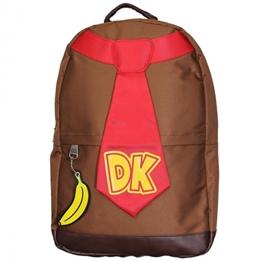Nintendo - Ryggsäcks Set - Donkey Kongtie 21 Litre Polyester Brun/Röd