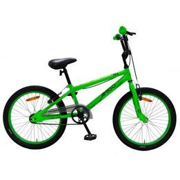 Amigo - BMX Cykel - Fly 20 Tum Grön