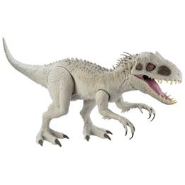 Jurassic World - Dinosaur Colossal Indominus Rex 90 Cm Grå