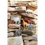 Tender Leaf Toys - Animal Kit Safari 37 X 32 Cm Wood 9-Piece
