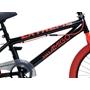 Amigo - BMX Cykel - Bmx Extreme 20 Tum Svart/Röd