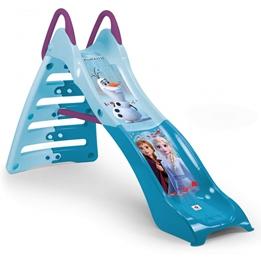 Disney - Slide Frozengirls 201 X 82 X 120 Cm Blå/Lila