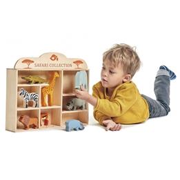 Tender Leaf Toys - Djur På Safari 25 Delar