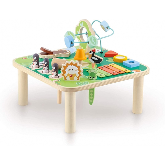 Sevi - Aktivitetsbord - Skogen