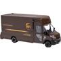 Happy People - Delivery Van Rc Ups Iveco 56 Cm Brun 16-Piece