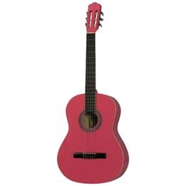 Gomez - Gitarr 001 4/4 Model Wood Rosa