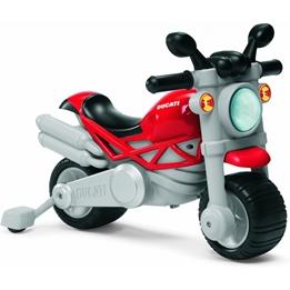 Chicco - Sparkmotorcykel - Ducati Junior 65 Cm Röd/Svart