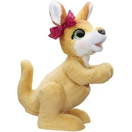 Furreal Friends - Cuddly Kangaroo 36 Cm Plush Brun 5-Piece