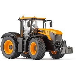 Wiking - Traktor Jcb Fastrac 8330 Die-Cast Zinc 1:32 Gul