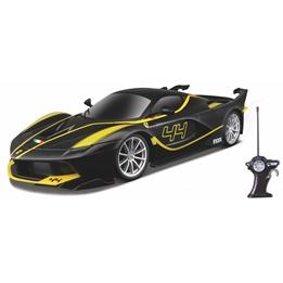 Maisto - Radiostyrd Bil Ferrari Fxx K:14 27 Mhz Svart/Gul