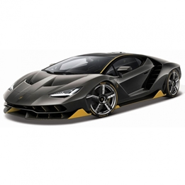 Maisto - Radiostyrd Bil Lamborghini Centenario 2016 Svart