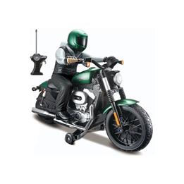 Maisto - Radiostyrd Motorcykel Harley Davidson Xl-1200 N