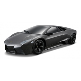 Bburago - Sports Car Lamborghini Reventon 1:18 Svart