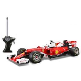 Maisto - Radiostyrd Bil Ferrari Sf-16H Sebastian Vettel Röd