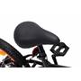 Amigo - BMX Cykel - Danger 20 Tum Svart/Orange