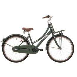 Bike Fun - Barncykel - Load 24 Tum Mörk Grön