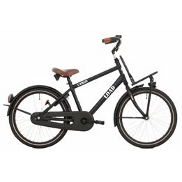 Bike Fun - Barncykel - Load 20 Tum Matte Svart