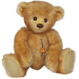 Clemens - Teddybjörn - Teddy Lucy 25 Cm Ljusbrun