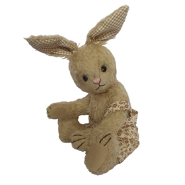 Clemens - Gosedjur Kanin Till 26 Cm Ljusbrun
