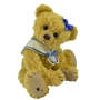 Clemens - Teddybjörn - Teddy Merle Junior 29 Cm Plush Light Brun