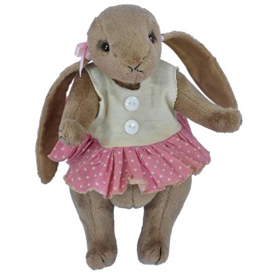 Clemens - Soft Toy Rat Greta Junior 16 Cm Plush Brun
