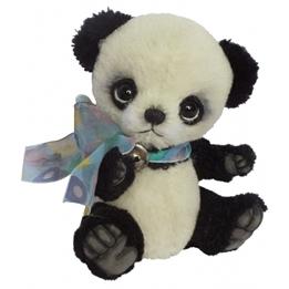 Clemens - Mjukisdjur Toy Panda Dahay 13 Cm Svart/Vit