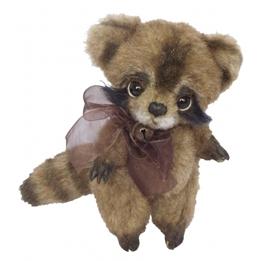 Clemens - Teddybjörn - Shoyo 14 Cm Brun