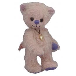 Clemens - Teddybjörn - Teddy Rose 15 Cm Lax Rosa