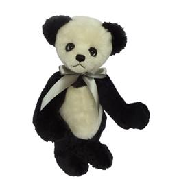 Clemens - Mjukisdjur Panda Maddy 35 Cm Svart/Vit
