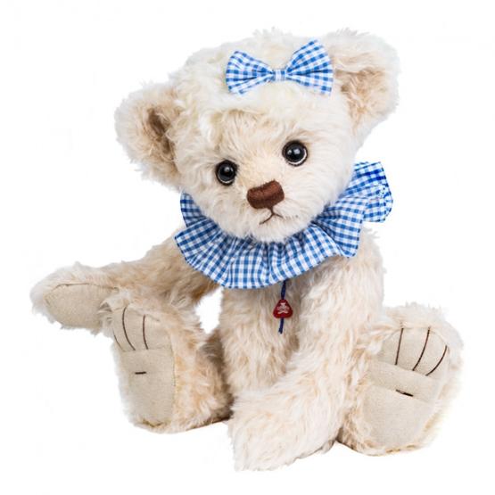 Clemens - Teddybjörn - Teddy Cara Junior 35 Cm Plush Vit