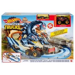 Hot Wheels - Runway Monster Trucks 81,3 Cm