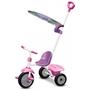 Fisher-PrIs- Trehjuling - Trehjuling Glee Plus Vit/Rosa