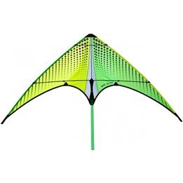 Prism - Stunt Kite Neutrino Citron 100 Cm Nylon Gul/Grön