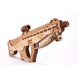 Wood Trick - Modellbygge 3D Assault Rifle Usg-2