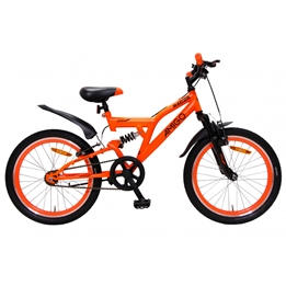 Amigo - Barncykel - Racer 20 Tum Orange