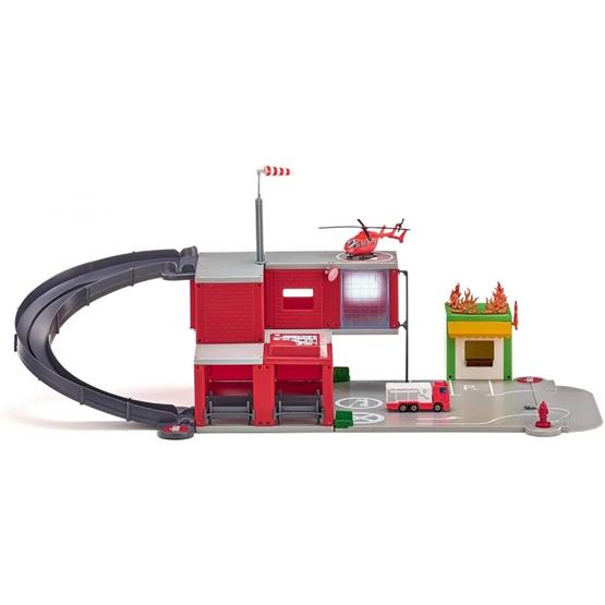 Siku - Junior Röd Fire Station (5508)