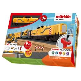 Marklin - Lekset Tågbana Construction Site Train