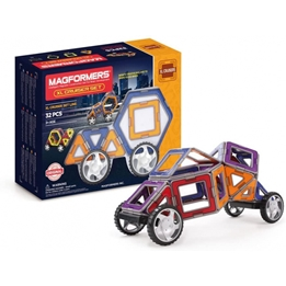 Magformers - Construction Toy XL Cruiser Set