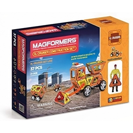 Magformers - Construction Toy XL Cruiser Construction