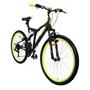 Amigo - Barncykel - Racer 26 Tum Junior 18 Växlar Svart