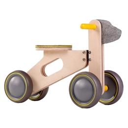 Mamatoyz - Balanscykel - Mini Todler Junior Natural/Grå