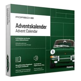Franzis - Adventskalender Porsche 911Grön 24-Part