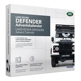 Franzis - Adventskalender Land Rover Defender Grå 24-Delar