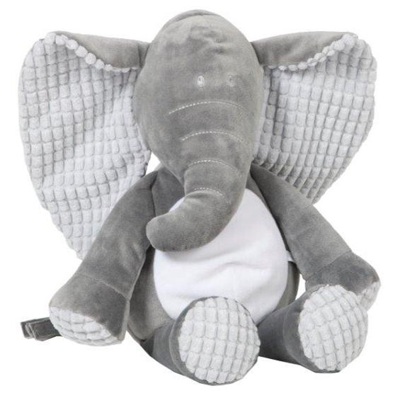 Vaco - Gosedjur Billy Elephant Grå