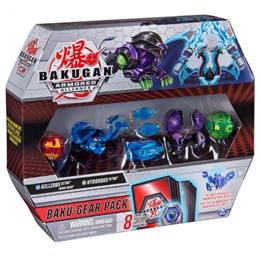 Bakugan - Boosterset Baku Gear Pack Junior 17-Piece