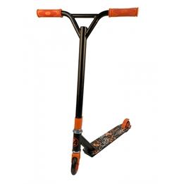 Amigo - Sparkcykel - Draft Junior Fotbroms Orange