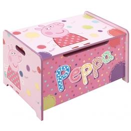 Nickelodeon - Förvaringslåda Peppa Pig Rosa